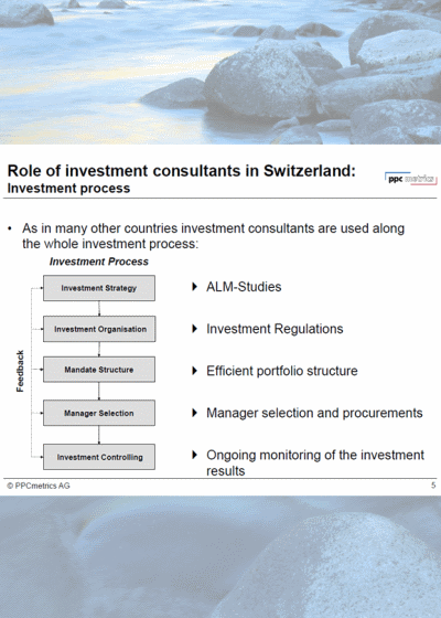An Overview of the Swiss Pension System