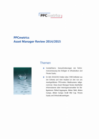 PPCmetrics Asset Manager Review 2014/2015 - CHF Edition
