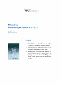 PPCmetrics Asset Manager Review 2014-2015 - EUR Edition