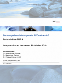 Präsentation PPCmetrics zur FRP 4, September 2019